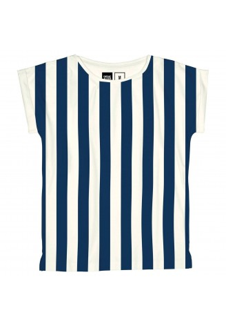 Dedicated T-shirt Visby Big Stripes