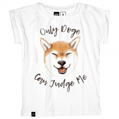 Dedicated T-shirt Visby Doge