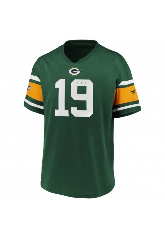 Fanatics Poly Mesh Supporters Jersey Green Bay Packers