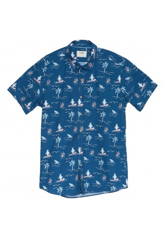 Tiwel Camisa Honolulu