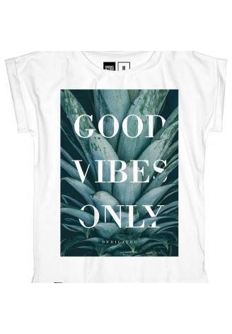 Dedicated T-shirt Visby GVO Pineapple