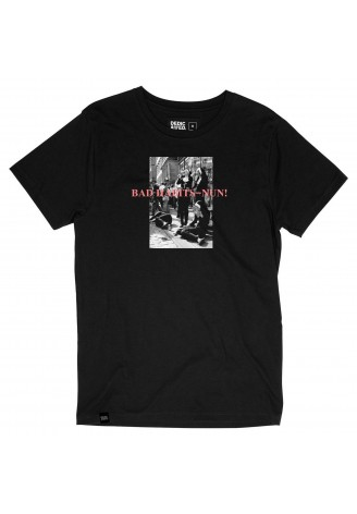 Dedicated T-shirt Stockholm Bad Habits