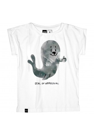 Dedicated T-shirt Visby Seal Approval