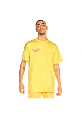 Grimey Do It Fluid Tee Yellow