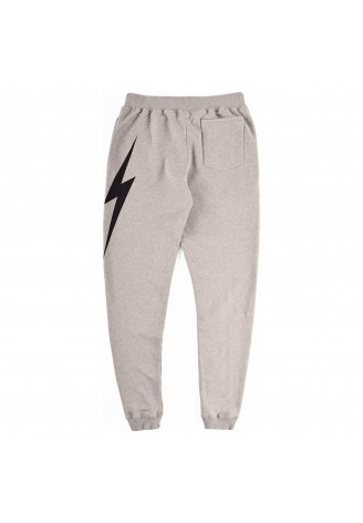 Lightning Bolt Heather Fleece Forever Pants